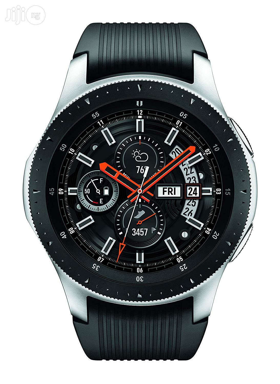 Samsung Galaxy Watch (46mm)(Bluetooth), SM-R800NZSAXAR
