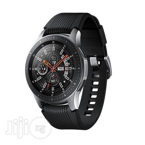 Samsung Galaxy Watch (46mm)(Bluetooth), SM-R800NZSAXAR | Smart Watches & Trackers for sale in Ikeja, Lagos State, Nigeria