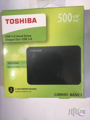 Toshiba USB 3.0 Hard Drive | Computer Hardware for sale in Lagos State, Ikeja
