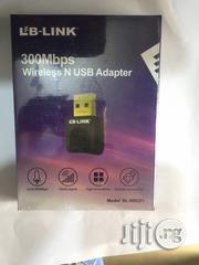 300mbps Wireless N USB Adapter LB Link | Networking Products for sale in Lagos State, Ikeja