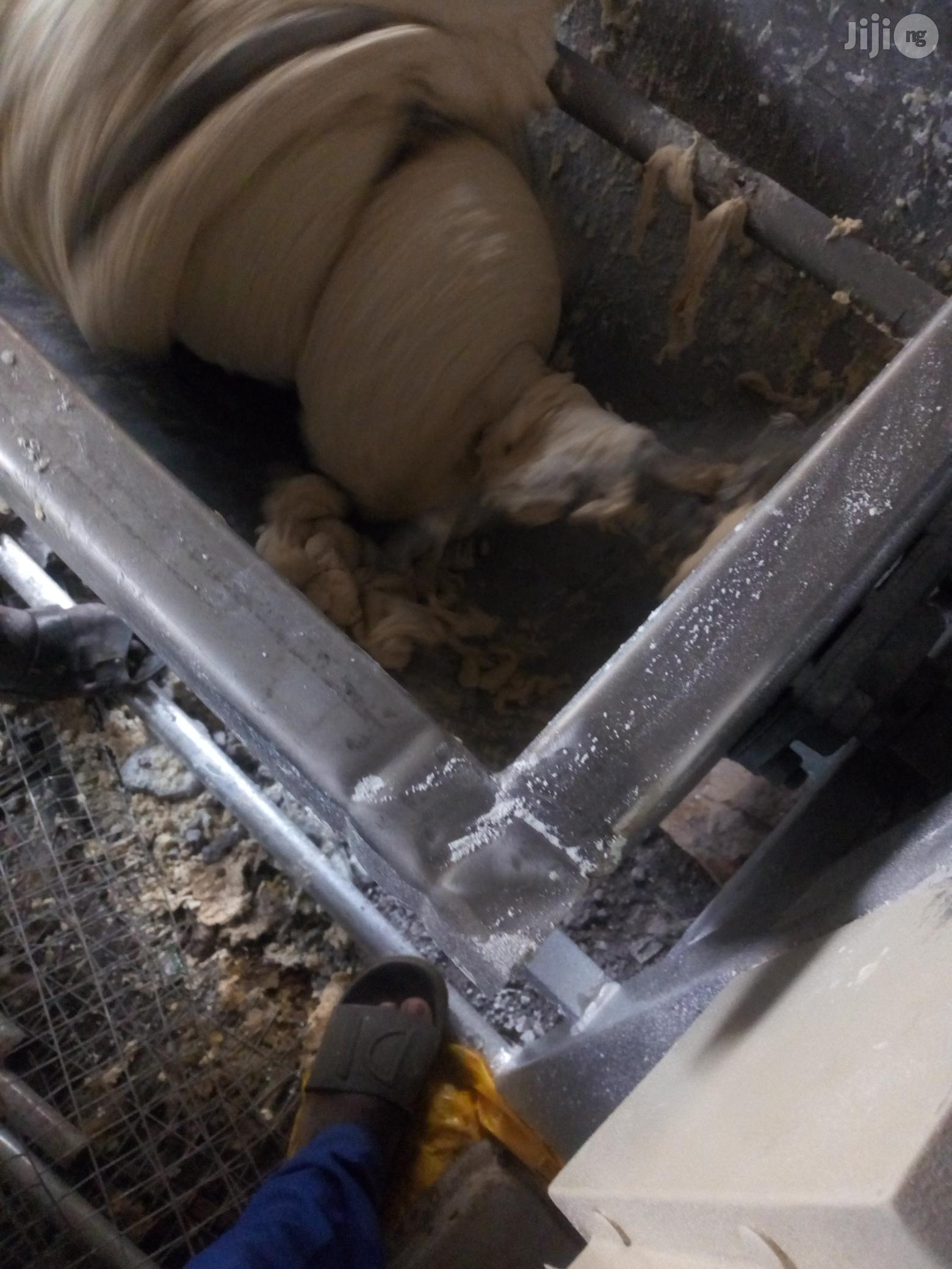 Archive: Spiral DOUGH Mixers (2 Bags, 100kg Capacity)