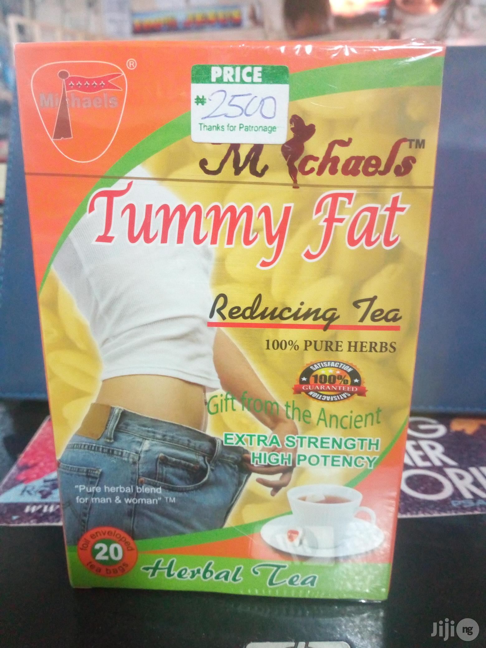 Tummy Fat Reducing Tea.