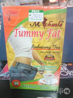 Tummy Fat Reducing Tea. | Vitamins & Supplements for sale in Lagos State, Agege