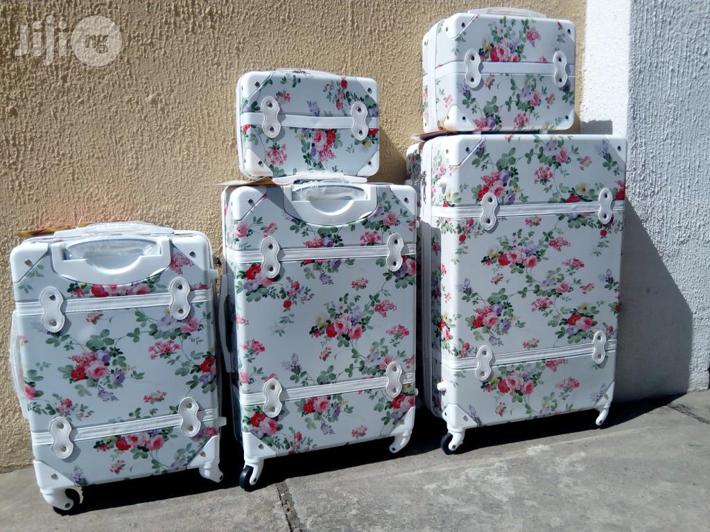 Trendy Travel Bag Trolley Luggage | Bags for sale in Ikeja, Lagos State, Nigeria
