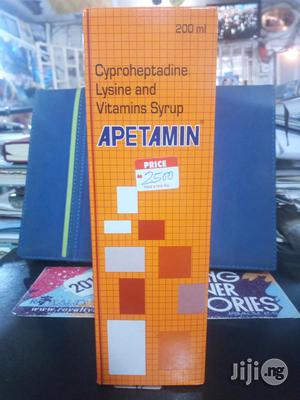 Apetamin Syrup.   Vitamins & Supplements for sale in Lagos State, Agege