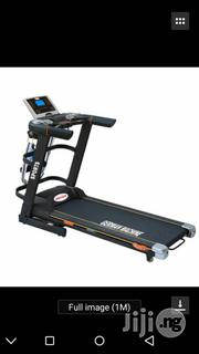 German Machine 2.5hp Treadmill | Sports Equipment for sale in Kano State, Bagwai