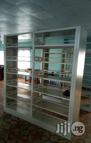 Library Bookshelf(Metal) | Store Equipment for sale in Lagos State, Agege