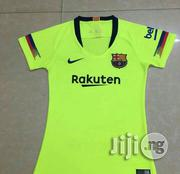 Authentic Barcelona FC 2018/19 Season Official Away Jersey | Children's Clothing for sale in Bauchi State, Bauchi LGA