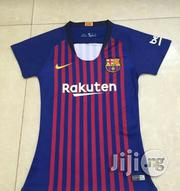 Authentic Barcelona FC 2018/19 Season Official Home Jersey | Children's Clothing for sale in Kaduna State, Kaduna