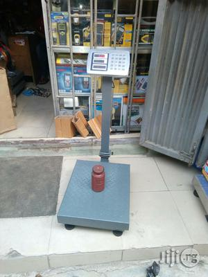 Industrial Digital Weighing Scale Toma 300kg ,400kg | Store Equipment for sale in Lagos State, Amuwo-Odofin