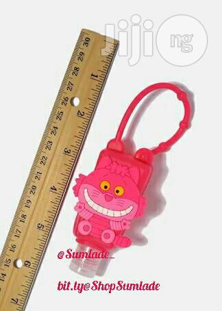 Kids Fun Hand Sanitizer ( Attach To Bag Type)