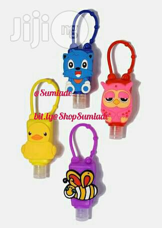Kids Fun Hand Sanitizer ( Attach To Bag Type) | Babies & Kids Accessories for sale in Magodo, Lagos State, Nigeria