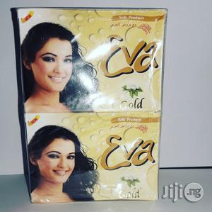 Eva Gold Beauty Soap (Pack of 4)   Bath & Body for sale in Lagos State, Ikotun/Igando