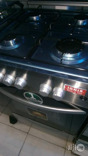 4 Burners Standing Cooker With Oven   Kitchen Appliances for sale in Lagos State, Ojo