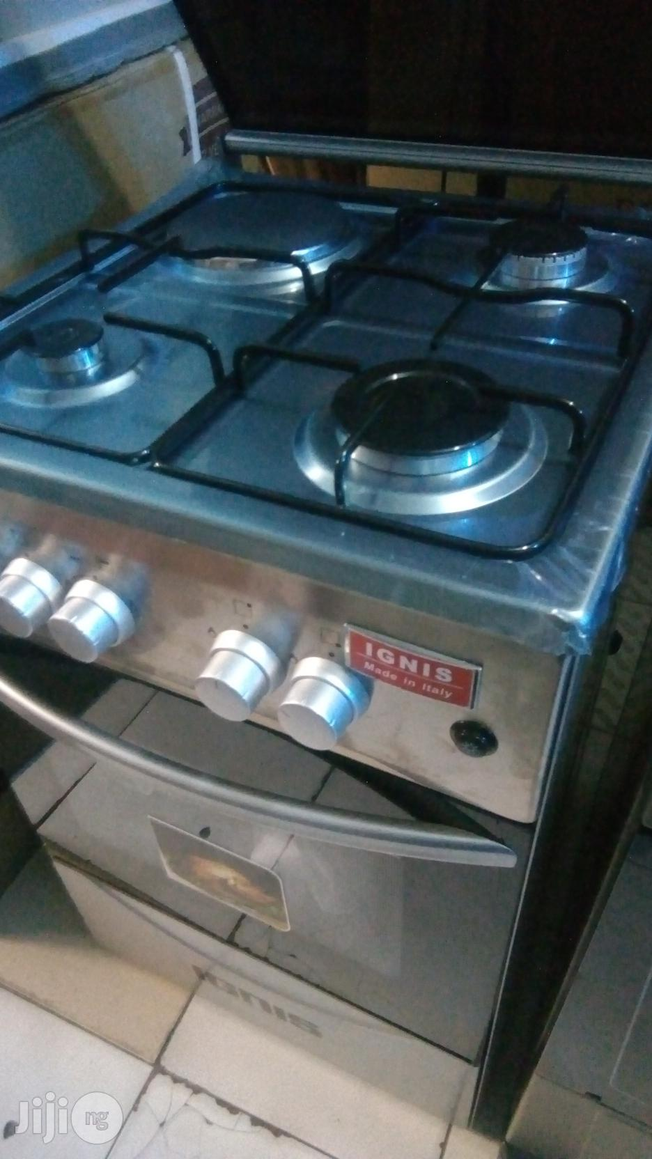 4 Burners Standing Cooker With Oven   Kitchen Appliances for sale in Ojo, Lagos State, Nigeria