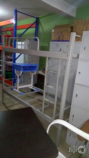 Children Bunk Bed (Metal)   Children's Furniture for sale in Lagos State, Ikorodu