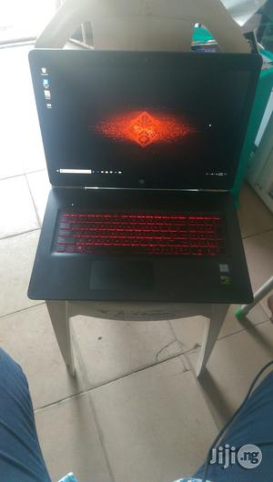 Laptop HP Omen 17 16GB Intel Core i7 SSHD (Hybrid) 1T | Laptops & Computers for sale in Lagos State, Ikeja