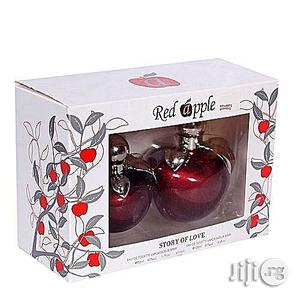 Story Of Love Perfumes 2in1 Red Apple Valentine's Gift Set Perfume For Him & Her | Fragrance for sale in Lagos State, Ojo