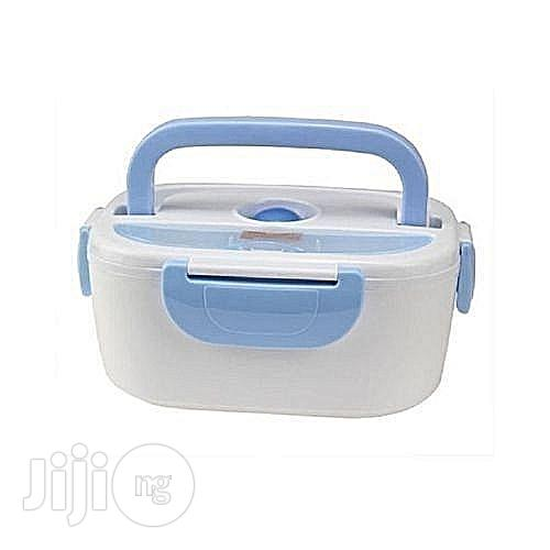 Archive: Portable Dual Function Electric Lunch Box/Food Flask
