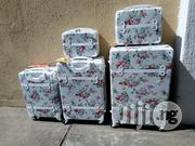White Luggage Travel Bag | Bags for sale in Lagos State, Ikeja