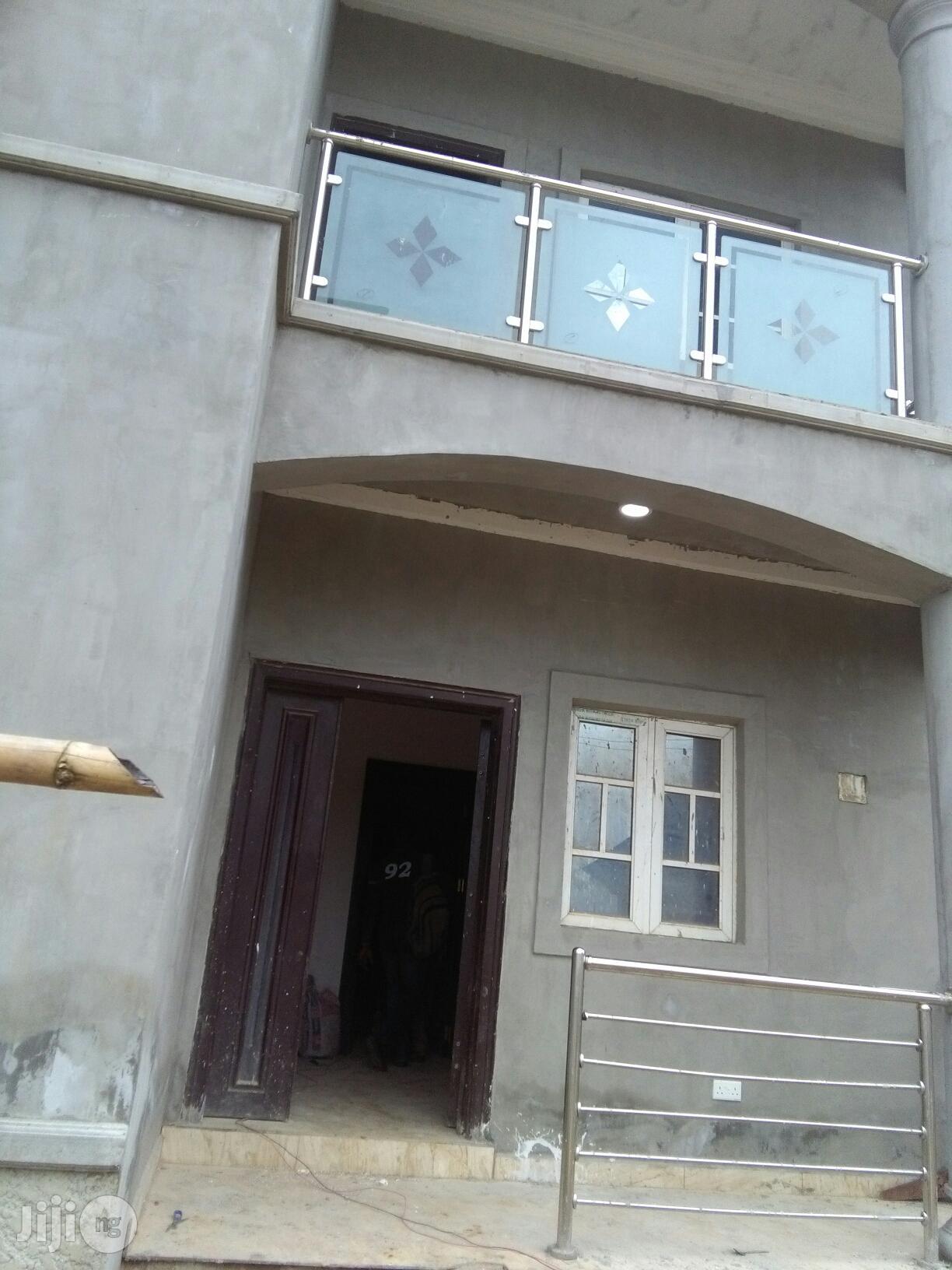 Brand-new 4bedroom Duplex Wit 2unit Bq 4sale