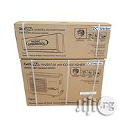 BRAND NEW Haierthermocool Inverter A/C(1.5HP)GENPAL(White)HSU-12NRG1   Electrical Equipment for sale in Lagos State, Ojo