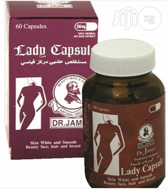 Original Dr James Lady Of Capsule Body Perfection