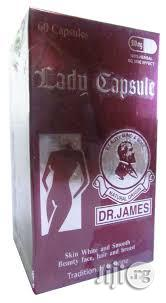Original Dr James Lady Of Capsule Body Perfection | Bath & Body for sale in Lekki Phase 1, Lagos State, Nigeria