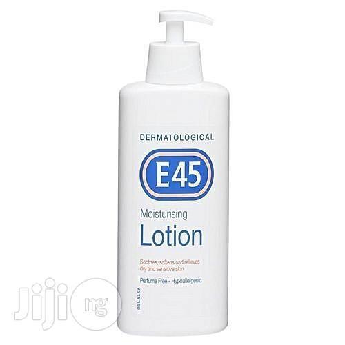 E45 Moisturizing Lotion