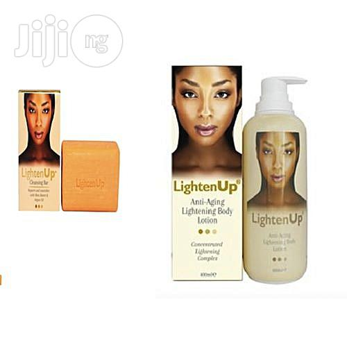 Lighten Up Anti Ageing Lightening Body Lotion - Concentrated Lightening Complex