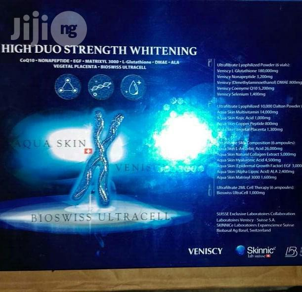 High Strength Duo Whitening Glutathione Injection | Health & Beauty Services for sale in Lagos State, Nigeria