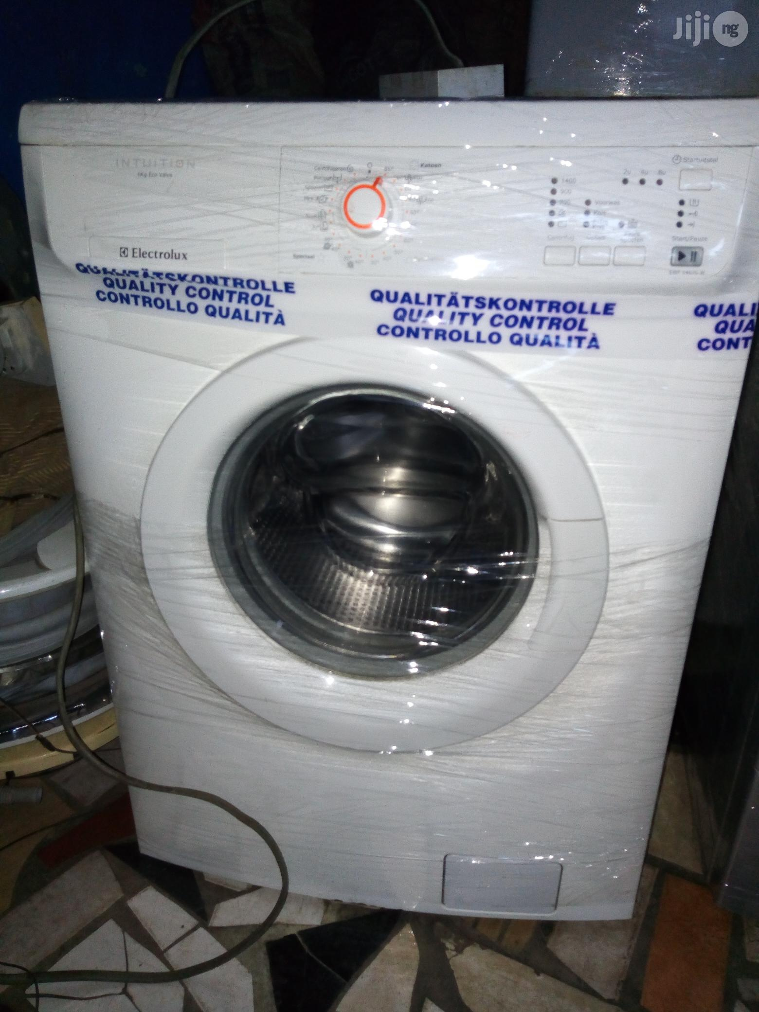 Archive: Zanussi Wash and Spin