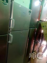 Brand New Hisense Refrigerator Double Door Top Freezer (302dr) | Kitchen Appliances for sale in Lagos State, Ojo