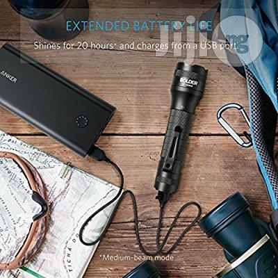 USA Anker [Rechargeable] Bolder LC40 Flashlight | Home Accessories for sale in Alimosho, Lagos State, Nigeria