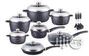 Dessini - 21 Piece Die Cast Aluminum Cookware Pot Set | Kitchen & Dining for sale in Lagos State