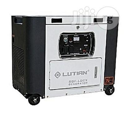 BRAND NEW ORIGINAL Lutian Super Silent Diesel Generator 6KVA