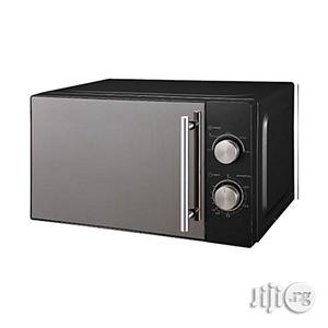 BRAND NEW Midea MM820CJ9-PM 20-Litre Microwave Oven - Black   Kitchen Appliances for sale in Lagos State, Ojo