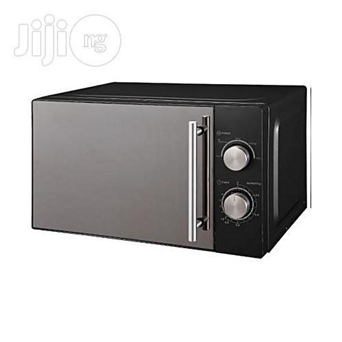 BRAND NEW Midea MM820CJ9-PM 20-Litre Microwave Oven - Black