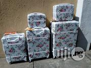 Women White Luggage Travel Bag | Bags for sale in Lagos State, Ikeja