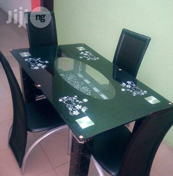 Imported 4-seater Dining Table | Furniture for sale in Ajah, Lagos State, Nigeria