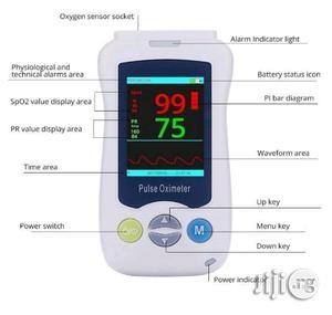 Handheld Pulse Oximeter   Sports Equipment for sale in Lagos State, Amuwo-Odofin