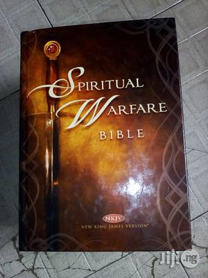 Spiritual Warfare Study Bible H/C   Books & Games for sale in Lagos State, Surulere