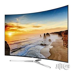 Samsung 78 Inch SUHD Curved Super Ultra HD 4K Smart TV | TV & DVD Equipment for sale in Lagos State, Ojo