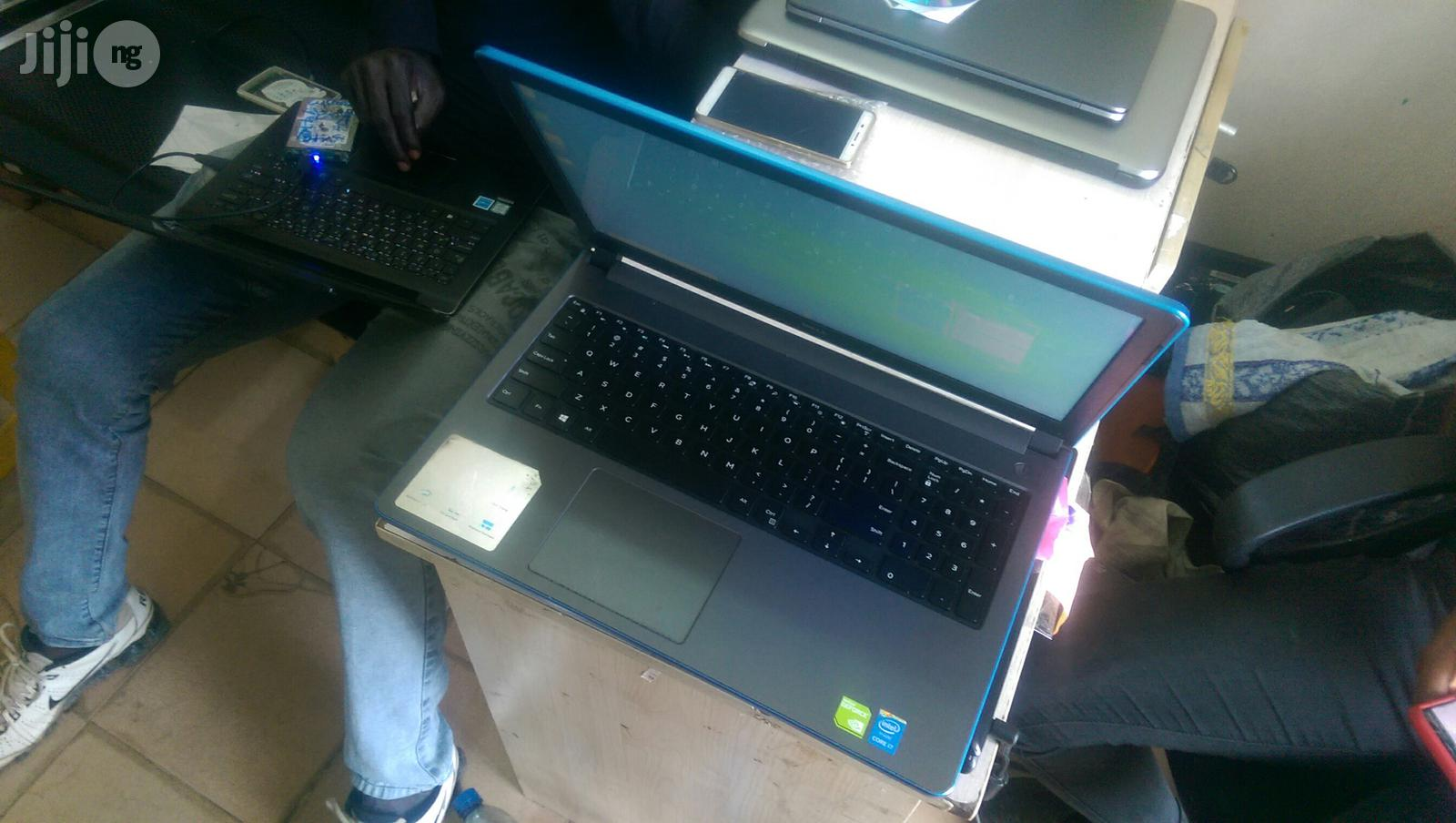 Laptop Dell Inspiron 15 5558 8GB Intel Core i7 HDD 1T | Laptops & Computers for sale in Ikeja, Lagos State, Nigeria