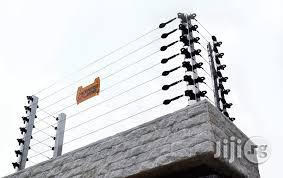 Electric Security Perimeter Fencing Installation | Building & Trades Services for sale in Rivers State, Port-Harcourt
