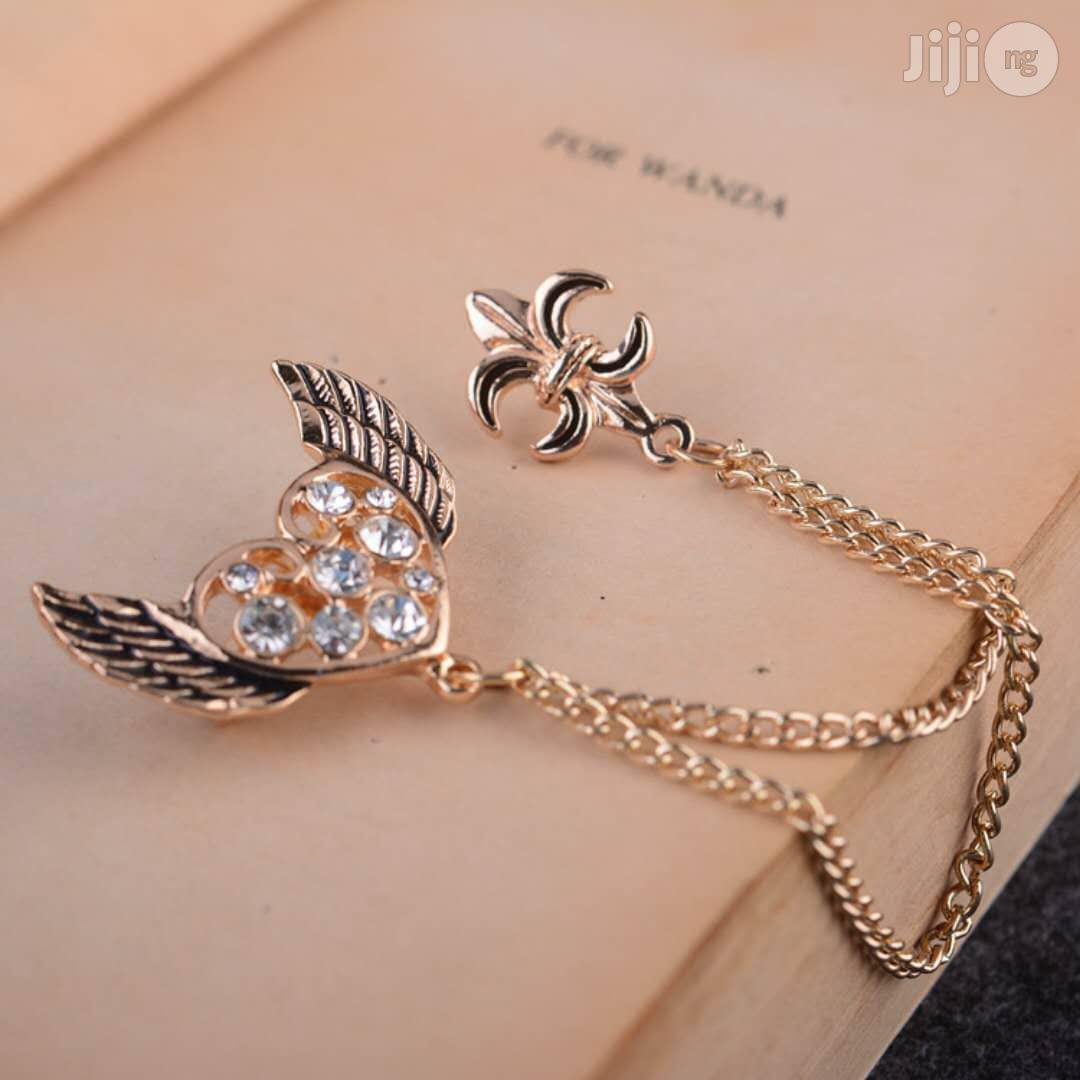 Brooch... Lapel & Neck Brooches/Pins | Jewelry for sale in Lagos State, Nigeria