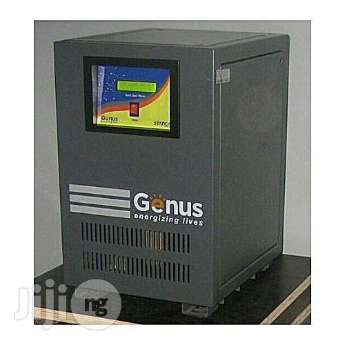 Genus Inverter 3.5kva 48v
