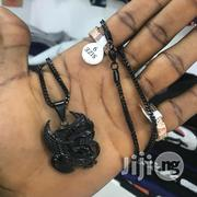 Black Stainless Steel Chain | Jewelry for sale in Lagos State, Surulere