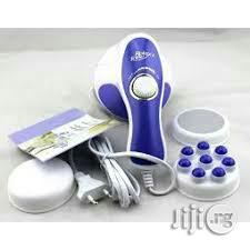 Generic Relax & Spin Tone 360 Degree Full Body Massager | Massagers for sale in Lagos Island, Lagos State, Nigeria