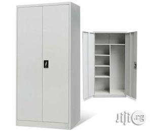 Imported Full-Height Shelf Metal Wardrobe   Furniture for sale in Lagos State